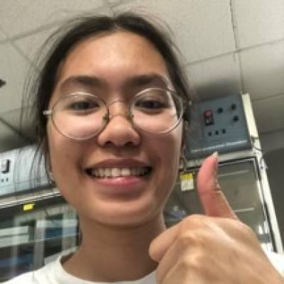 Sally Lu, Undergraduate Student