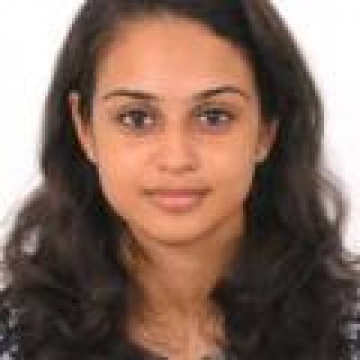 Shruti Venkat, Student